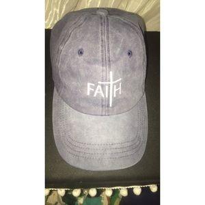 """The Ace Family """"faith"""" hat"""